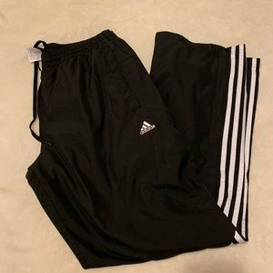 Adidas track pant size S